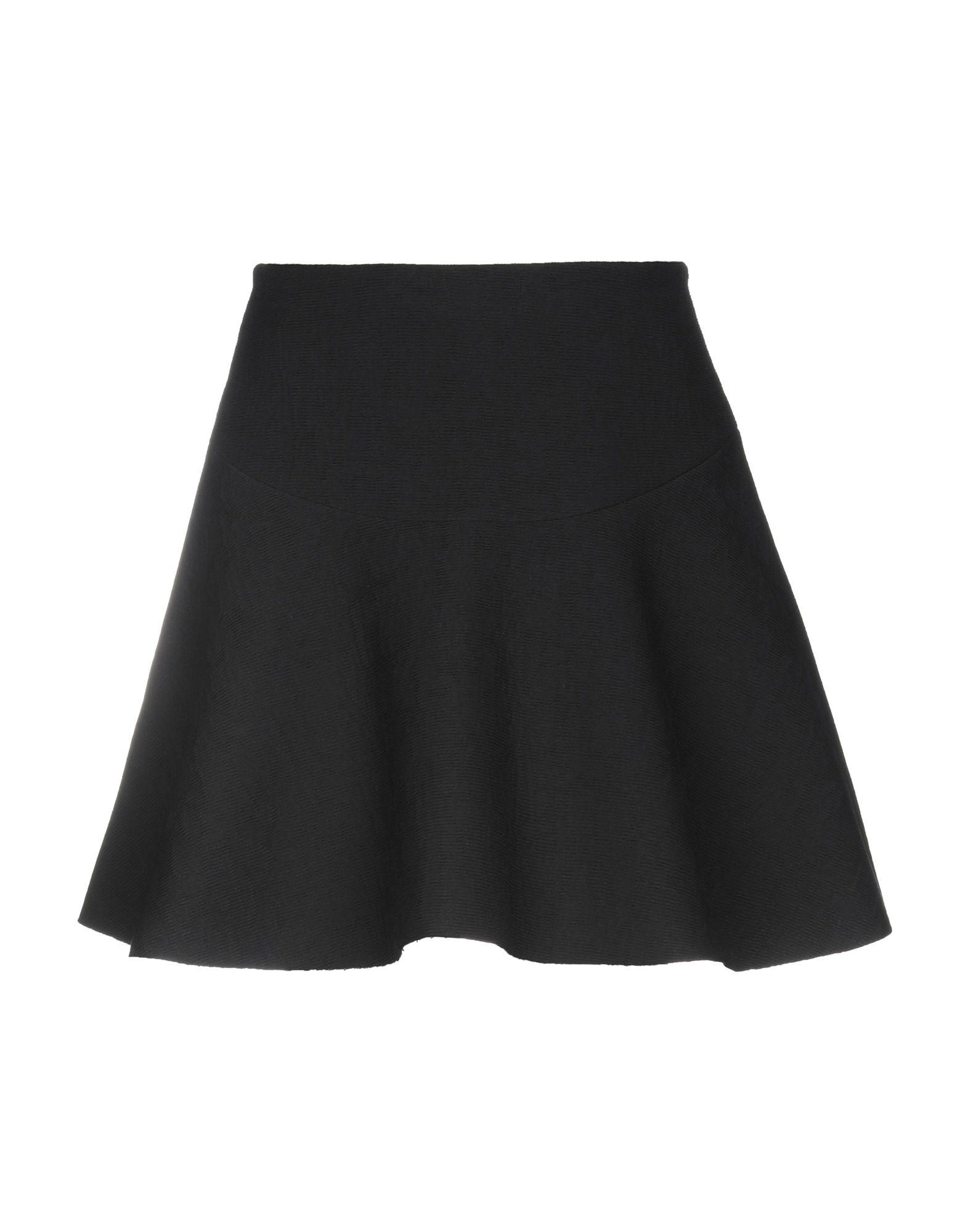 SANDRO Юбка до колена sandro джинсовая юбка с декоративной шнуровкой page 3