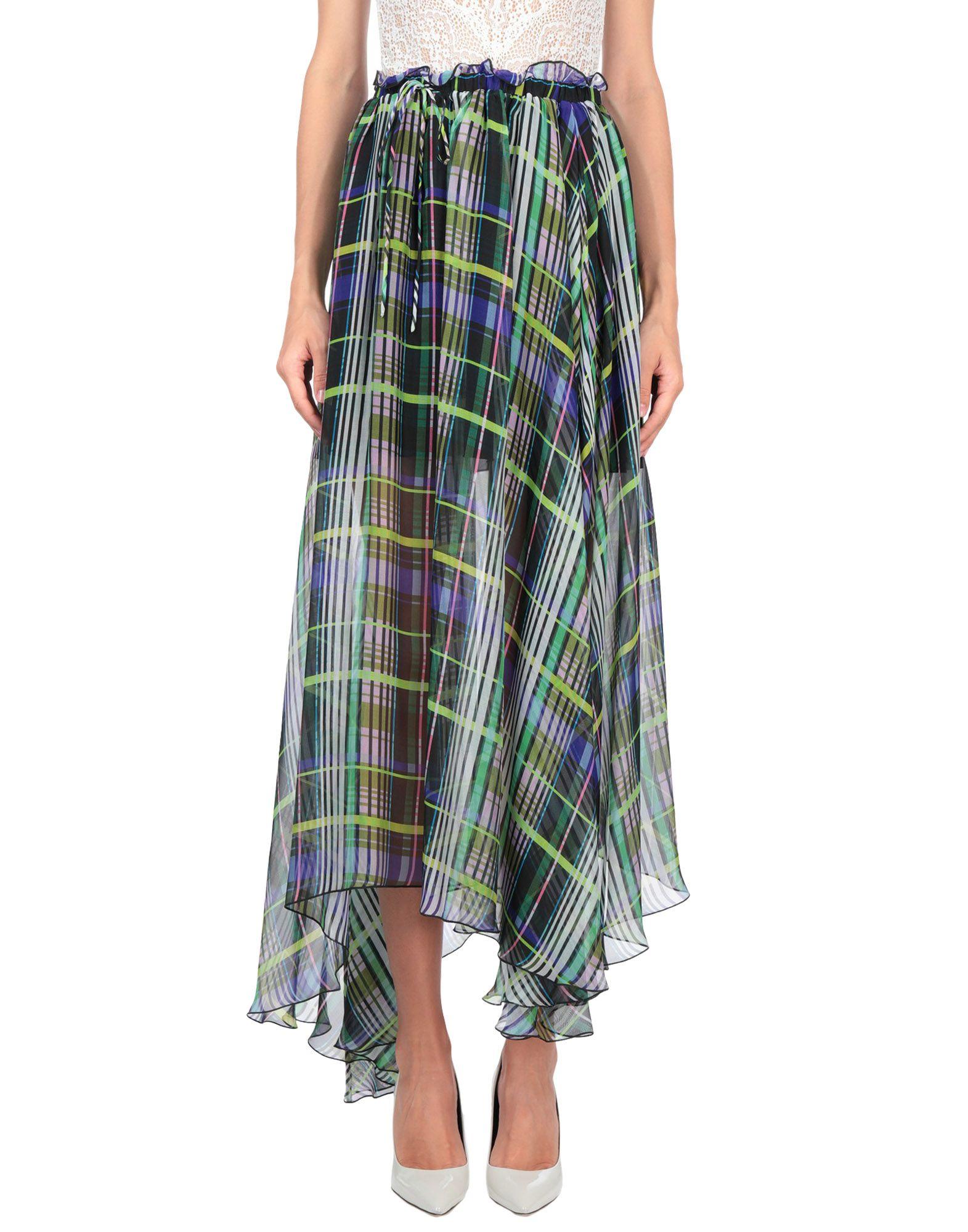 купить MSGM Длинная юбка дешево