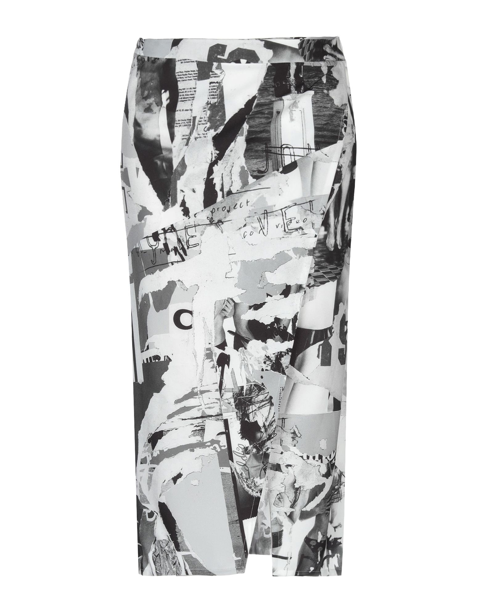Фото - VERSUS VERSACE Юбка длиной 3/4 versus versace платье длиной 3 4