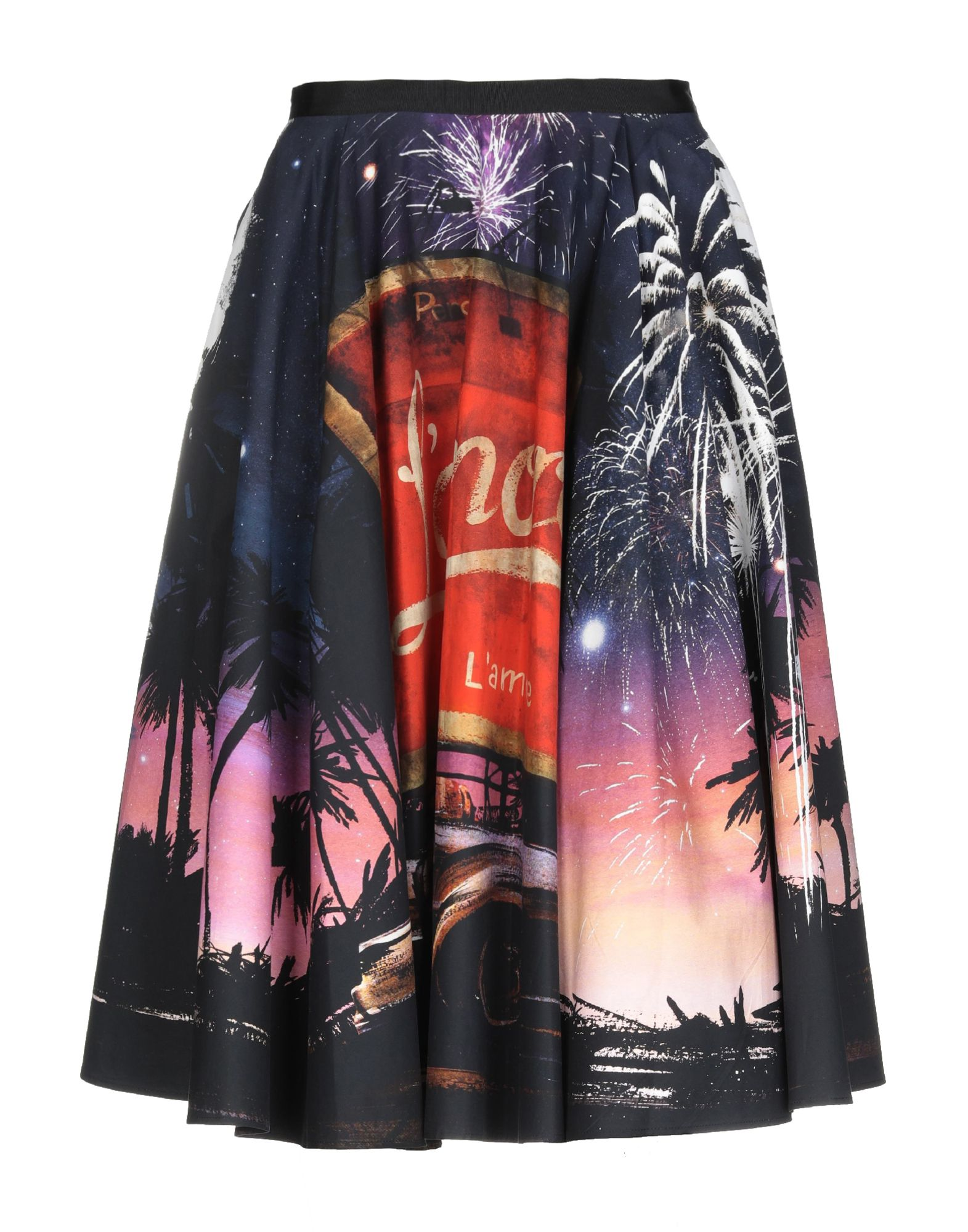 PINKO UNIQUENESS Юбка длиной 3/4 pinko uniqueness юбка длиной 3 4