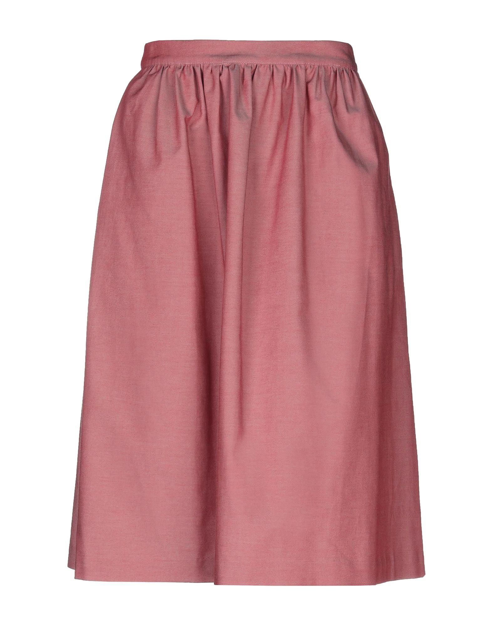 ALESSANDRA GIANNETTI Юбка длиной 3/4 alessandra rich юбка длиной 3 4