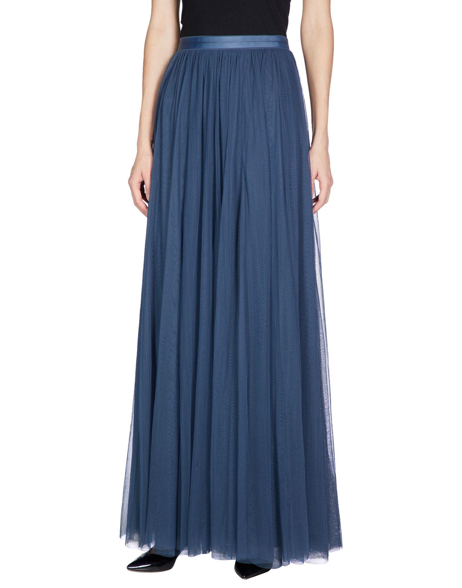 NEEDLE & THREAD Длинная юбка