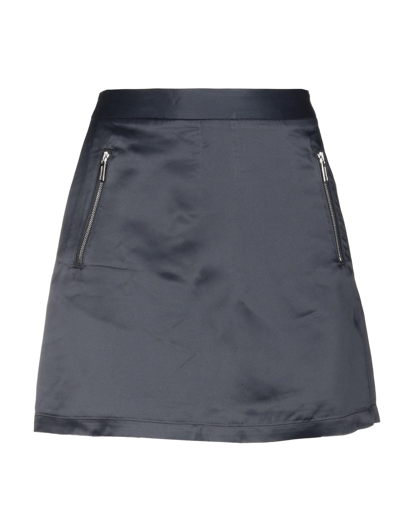 COSTUME NEMUTSO Мини-юбка agua мини юбка