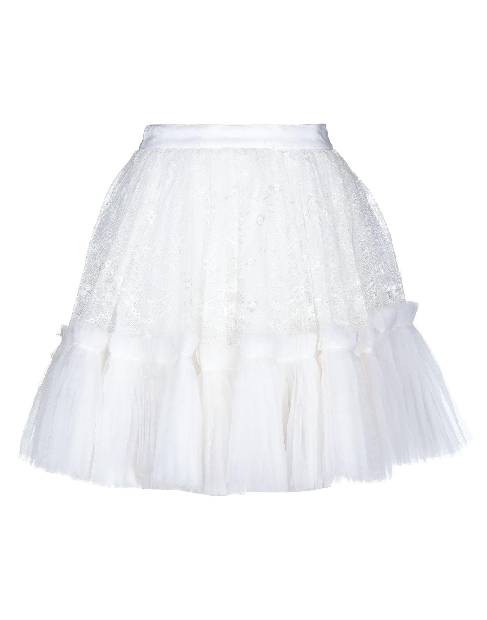AMEN COUTURE Юбка до колена amen couture юбка длиной 3 4