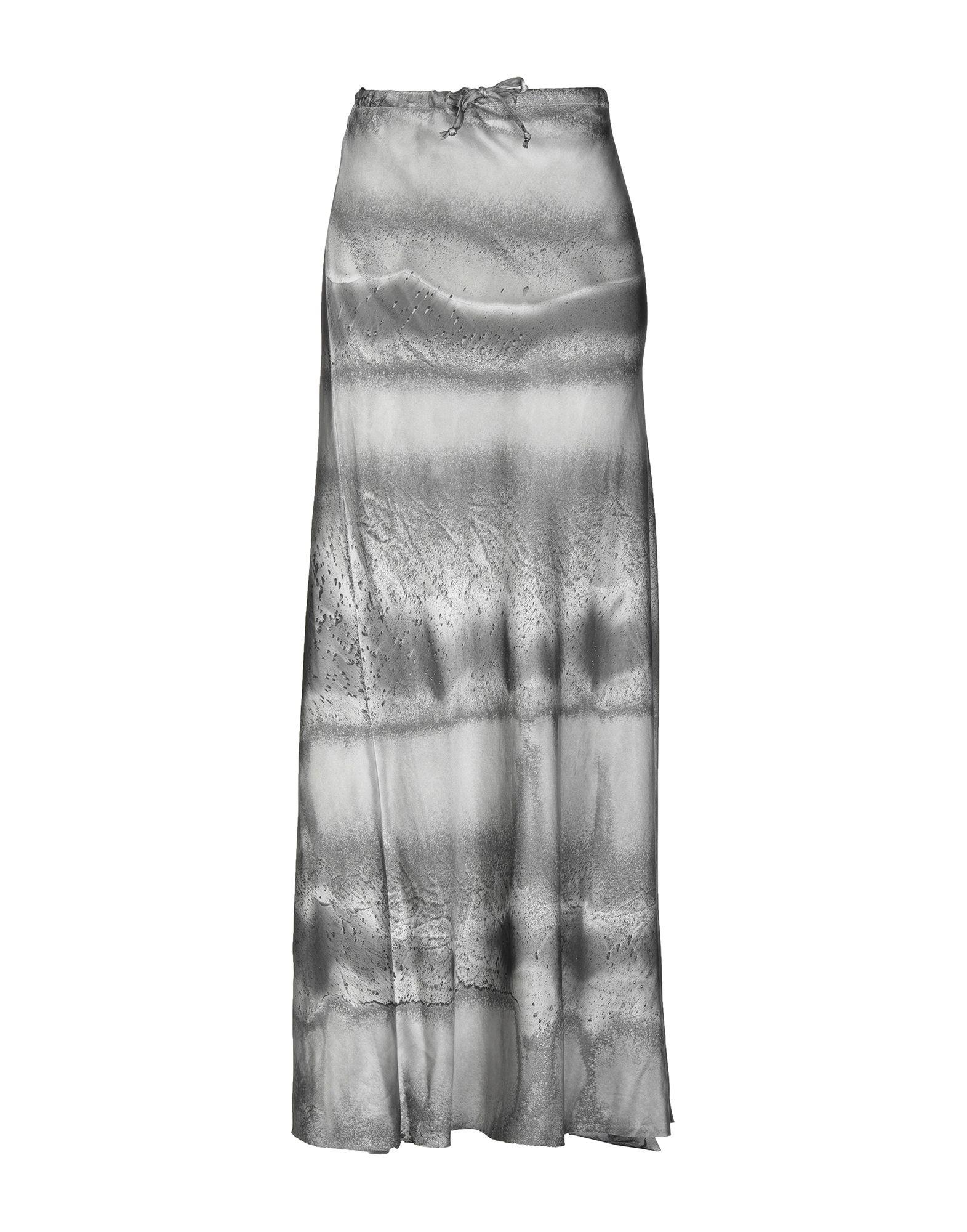 MASNADA Длинная юбка masnada легкое пальто
