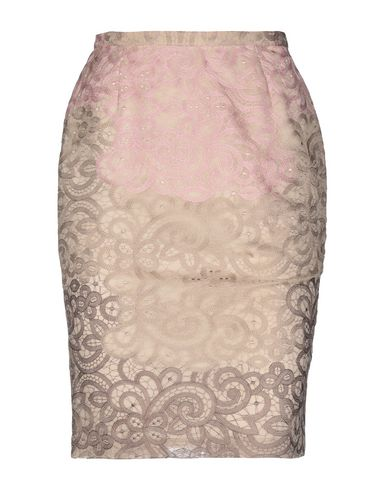 CRUCIANI SKIRTS Knee length skirts Women