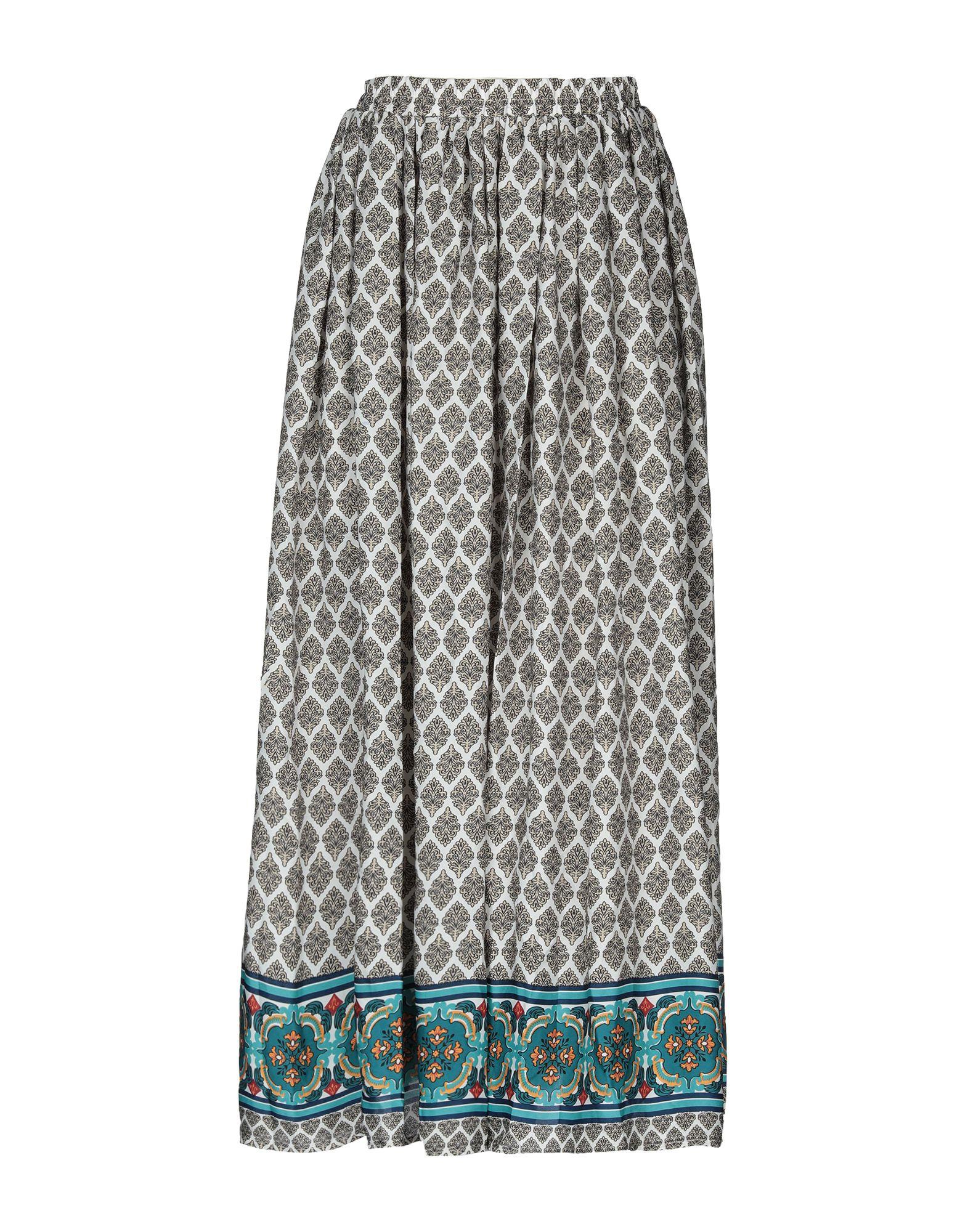 GLAMOROUS Длинная юбка юбка glamorous ac1231 silver lurex