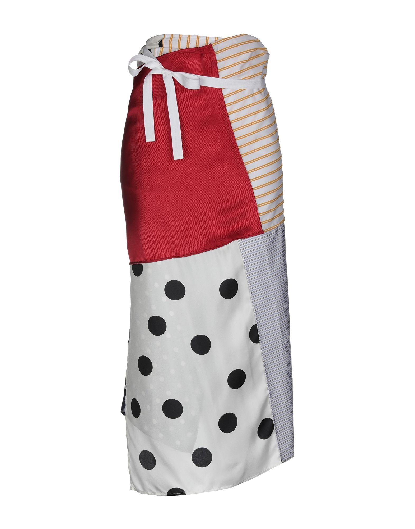 MM6 MAISON MARGIELA Длинная юбка