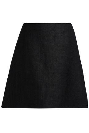 DELPOZO Canvas mini skirt