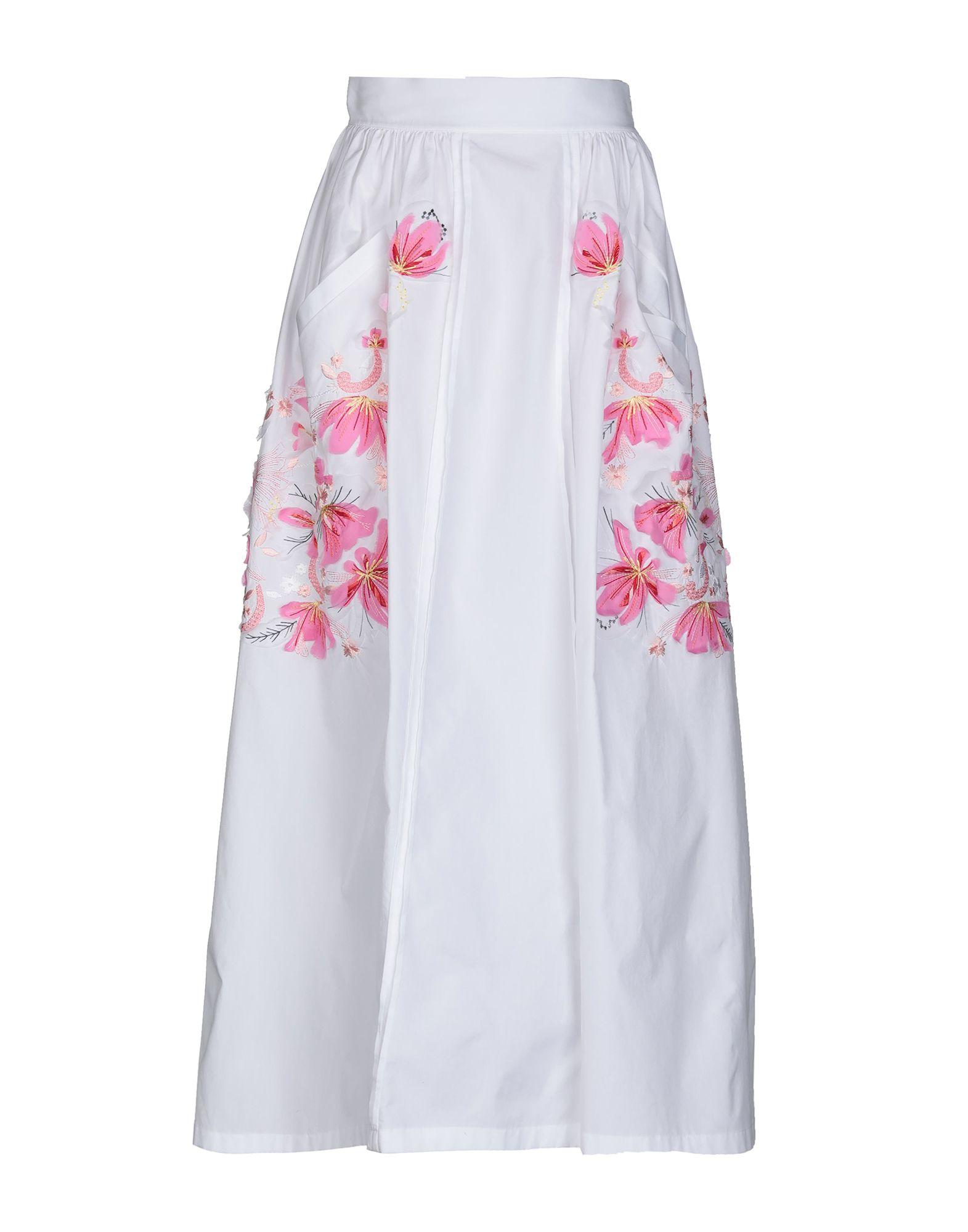ERMANNO SCERVINO Длинная юбка юбка ermanno ermanno scervino юбка