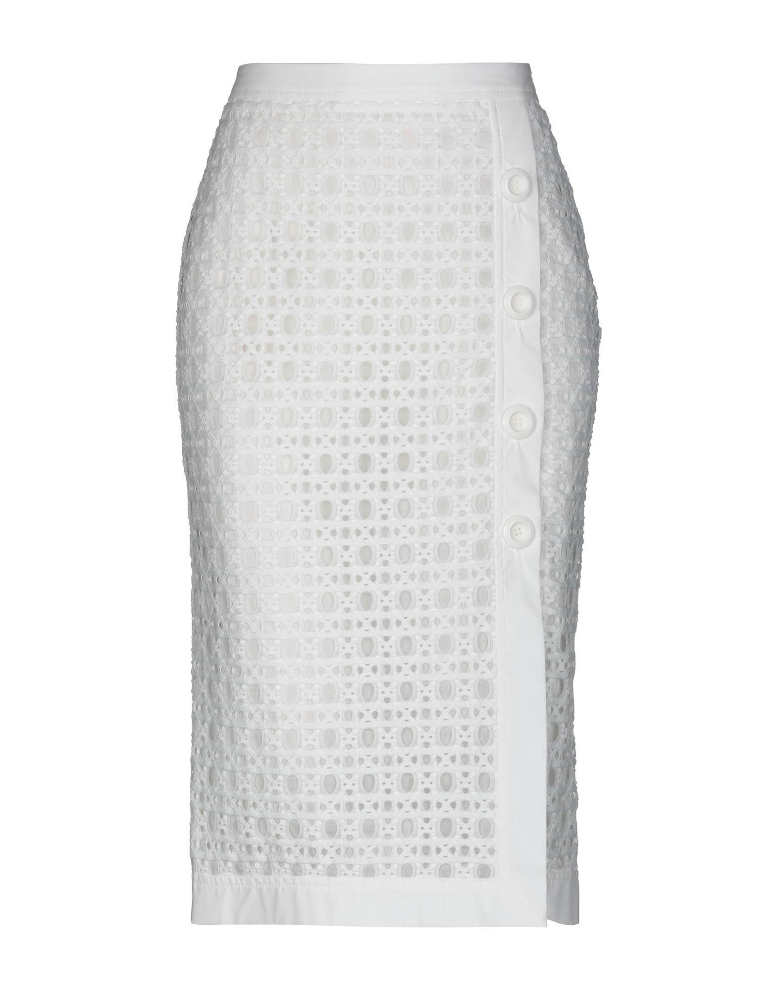 BOUTIQUE MOSCHINO Юбка длиной 3/4 moschino couture юбка длиной 3 4