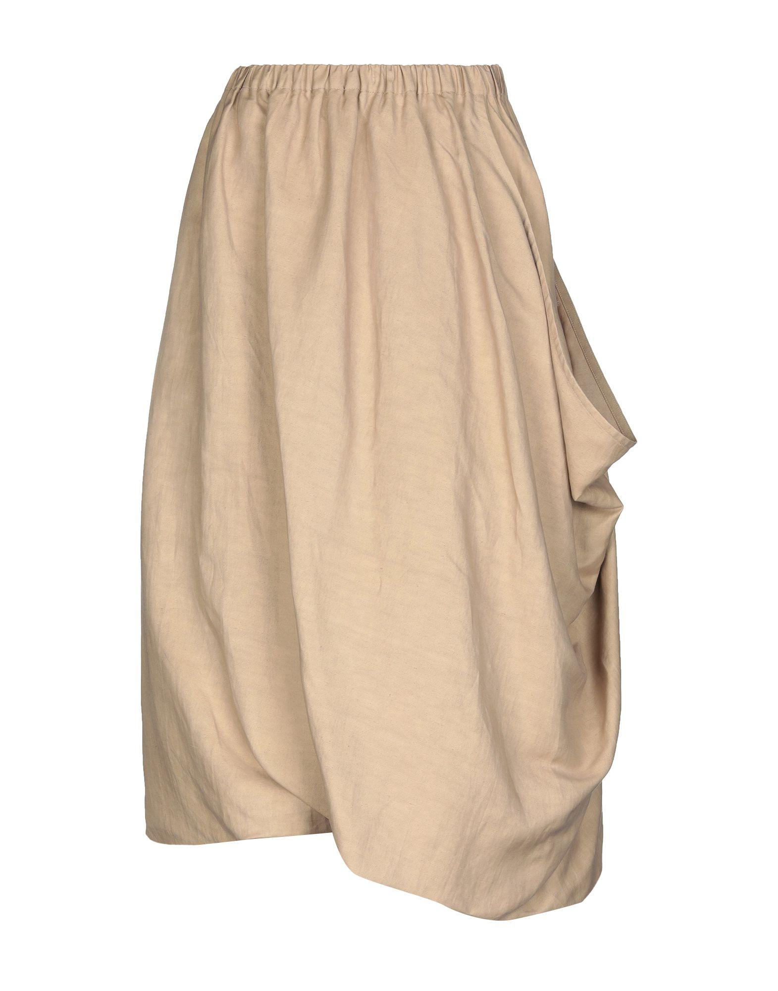 CELINE Юбка длиной 3/4 celine юбка длиной 3 4