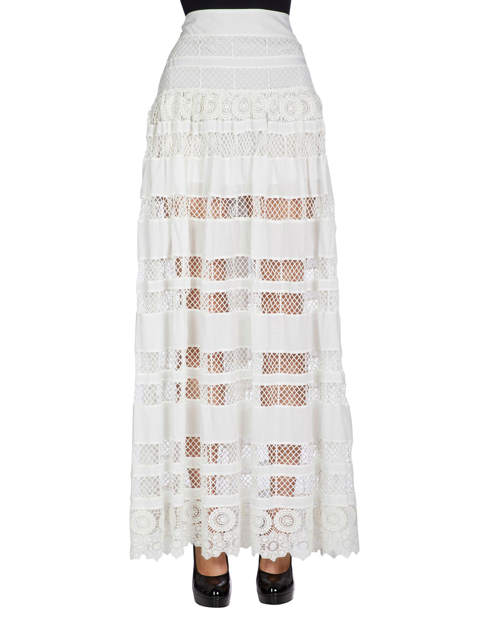 ALEXIS Длинная юбка