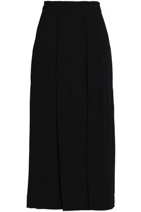 CHALAYAN Crepe midi skirt