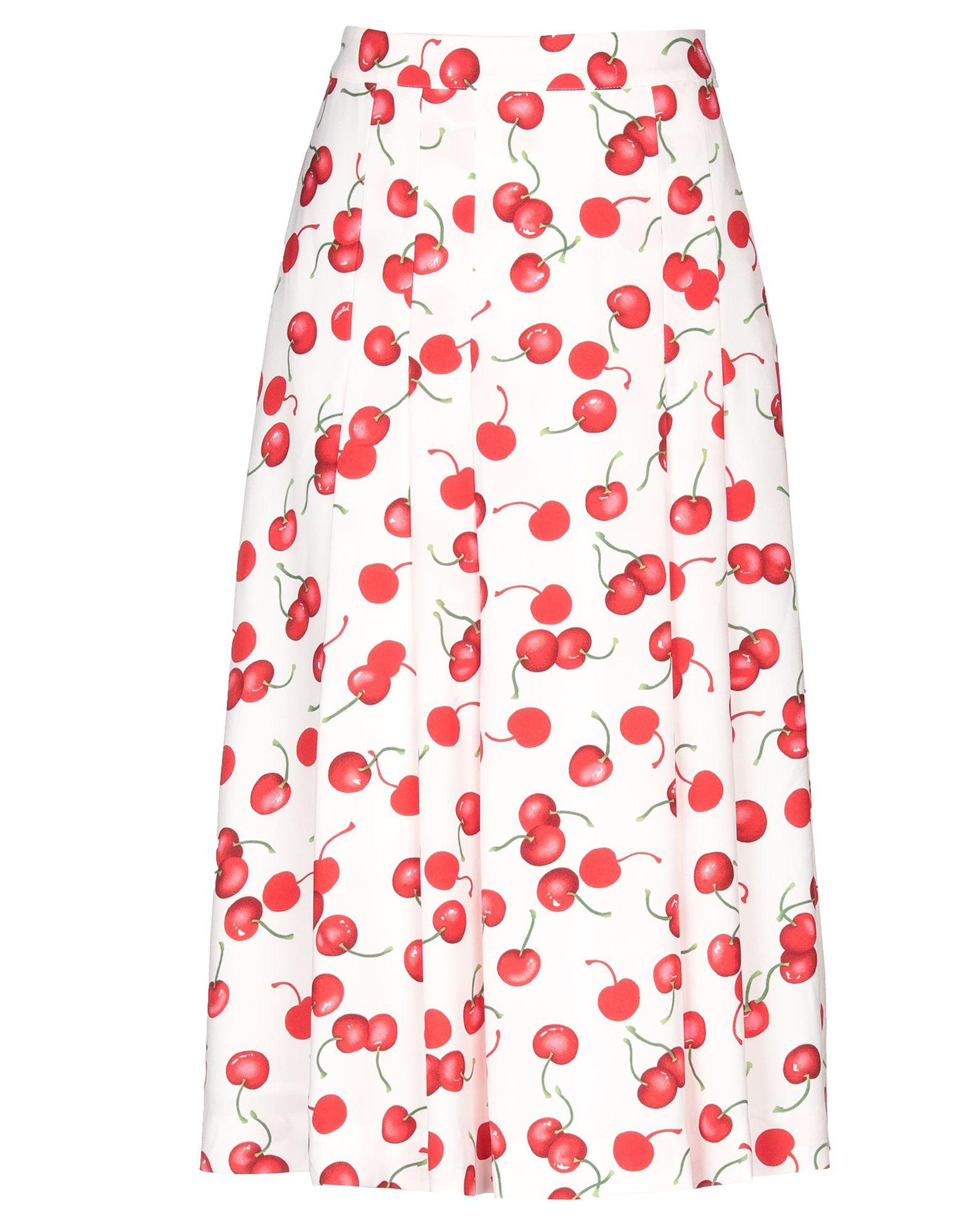 《送料無料》ESSENTIEL ANTWERP レディース 7分丈スカート ライトピンク 40 ポリエステル 100%