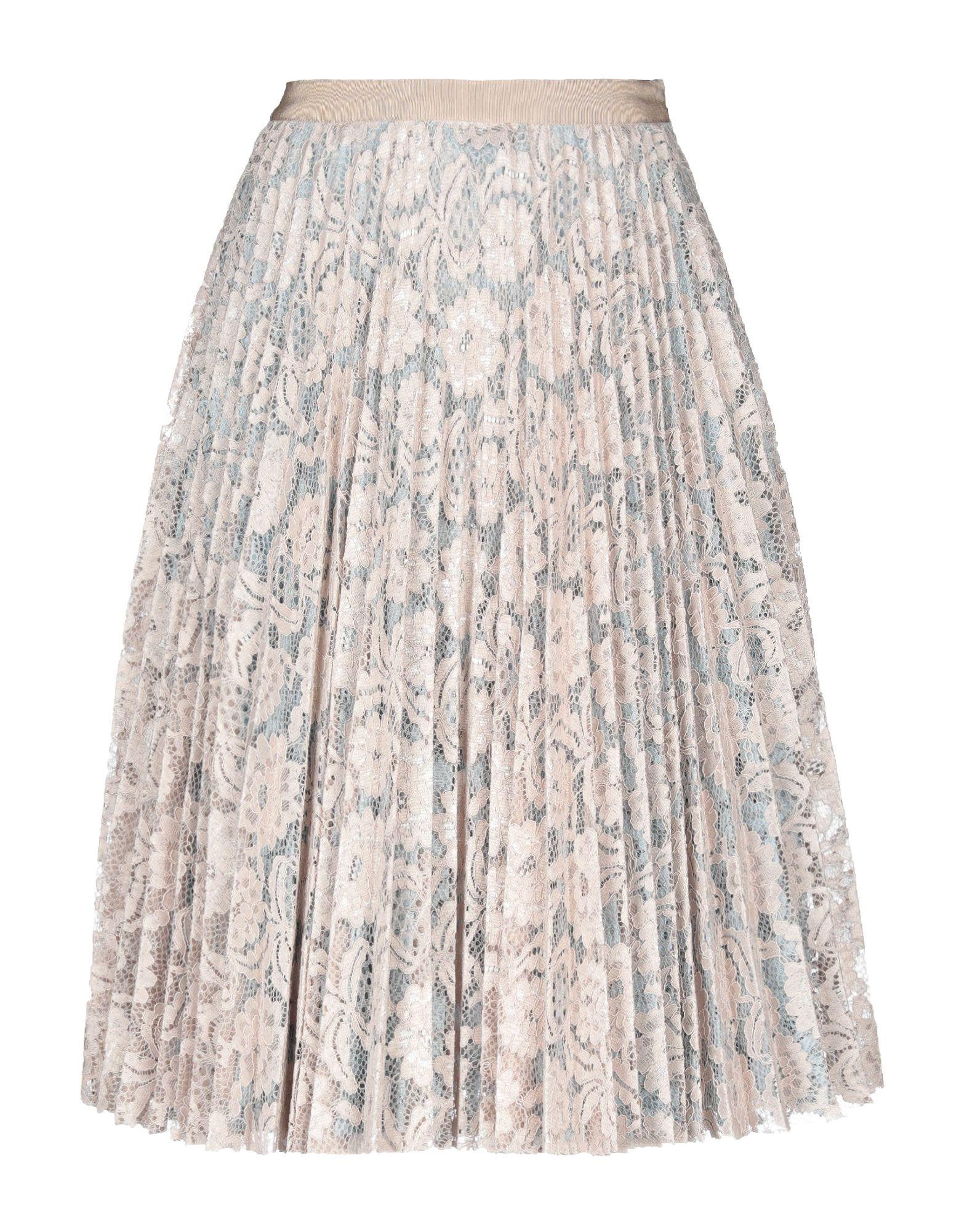 MIAHATAMI Юбка длиной 3/4 miahatami платье длиной 3 4