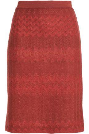 MISSONI Jacquard-knit skirt