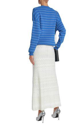 MISSONI Jacquard-knit maxi skirt