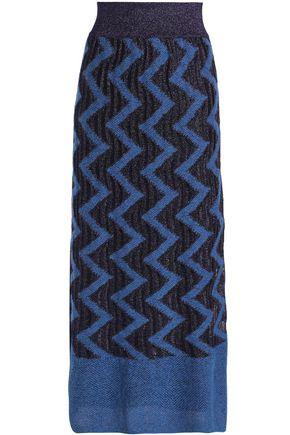 MISSONI Lurex maxi skirt