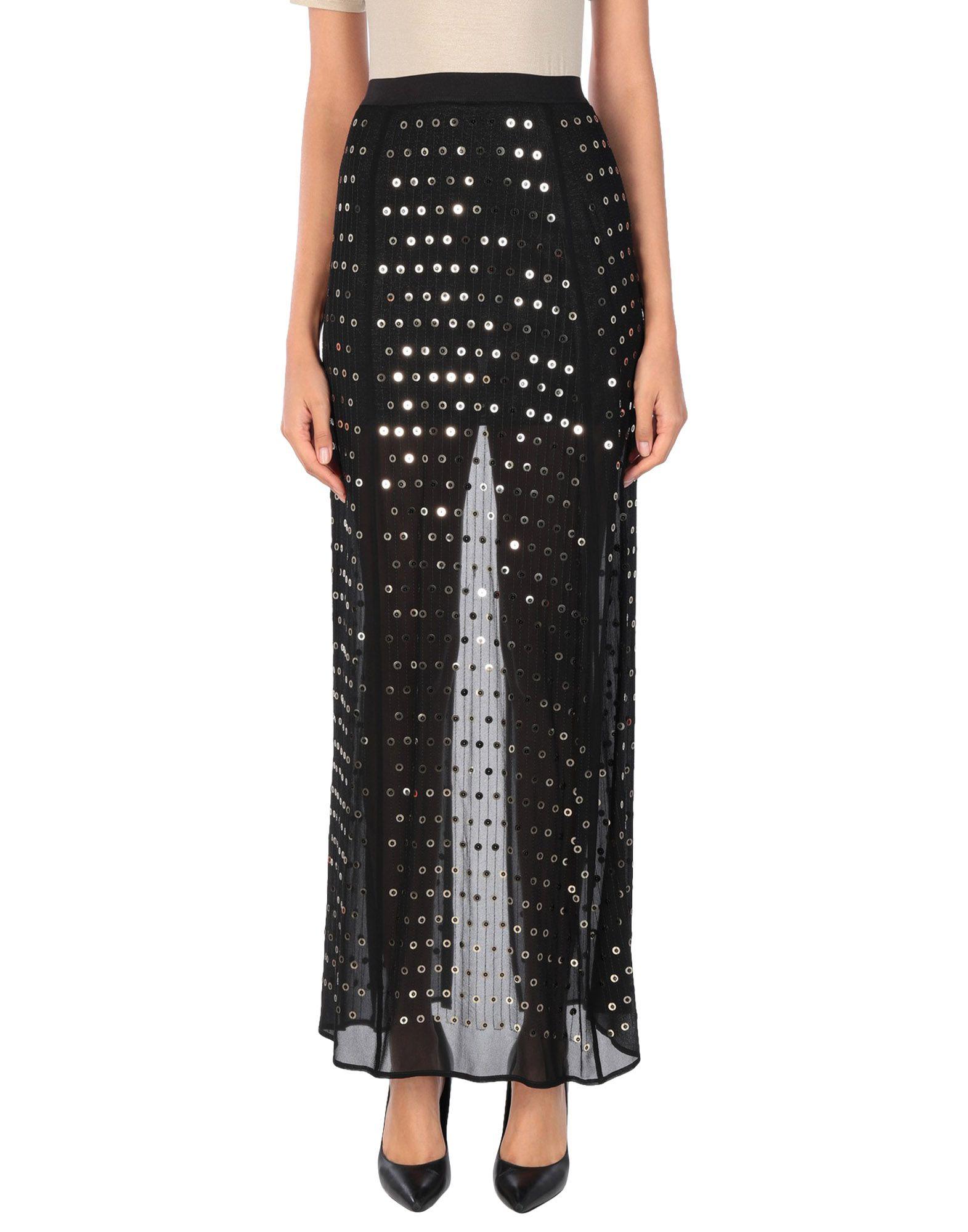 PATRIZIA PEPE SERA Длинная юбка недорго, оригинальная цена