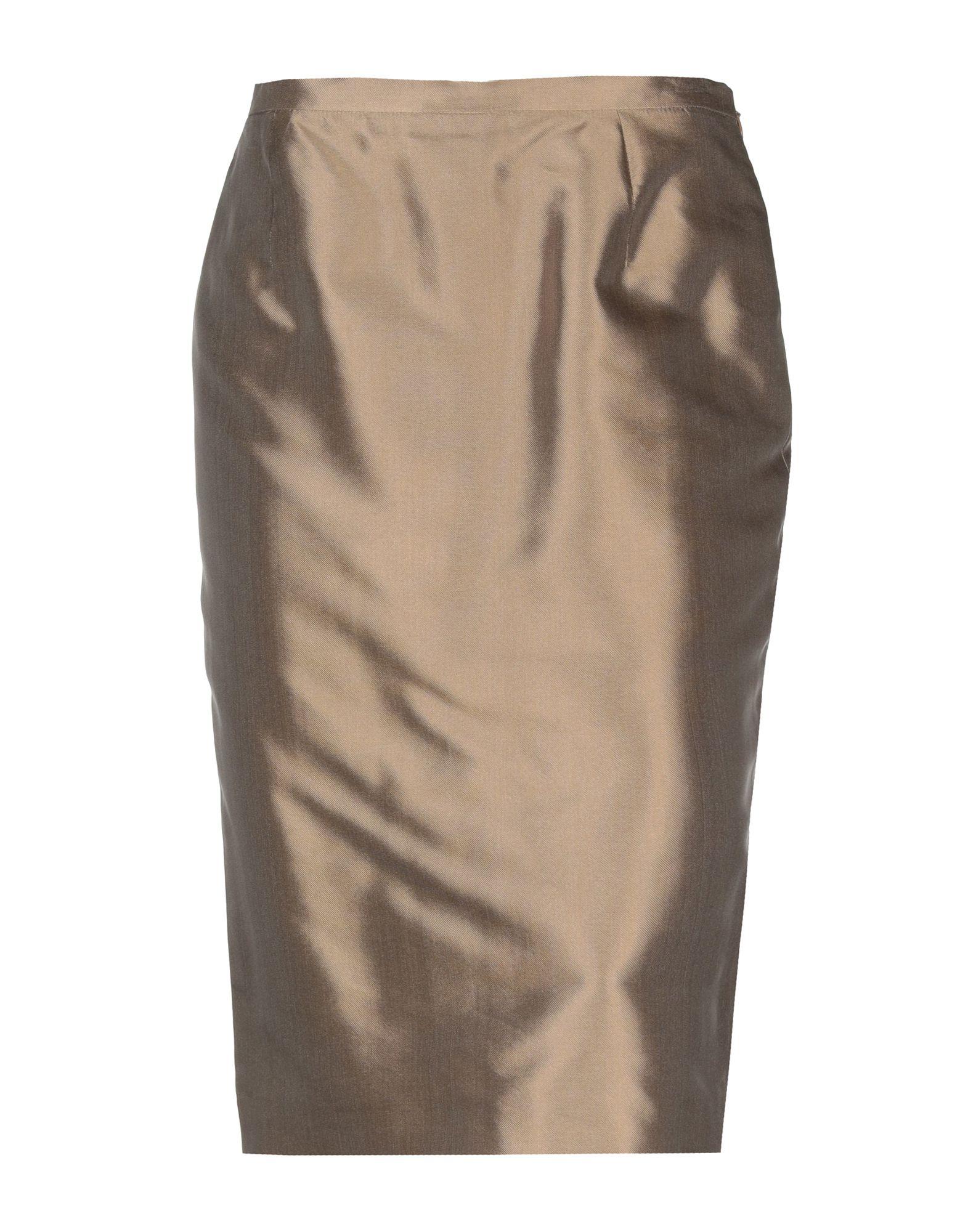 GAI MATTIOLO COUTURE Юбка длиной 3/4 amen couture юбка длиной 3 4