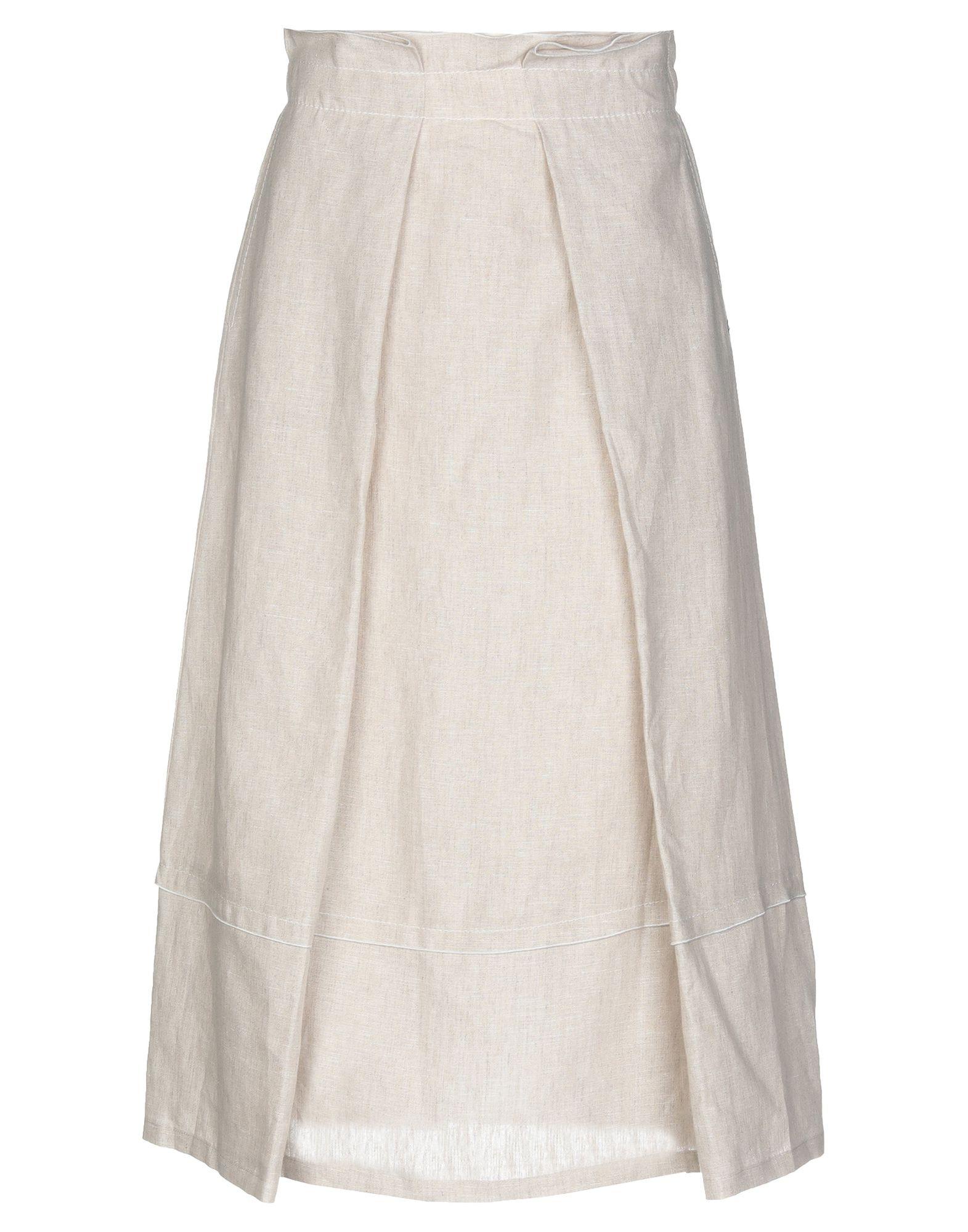 PENNYBLACK Юбка длиной 3/4 pennyblack платье длиной 3 4