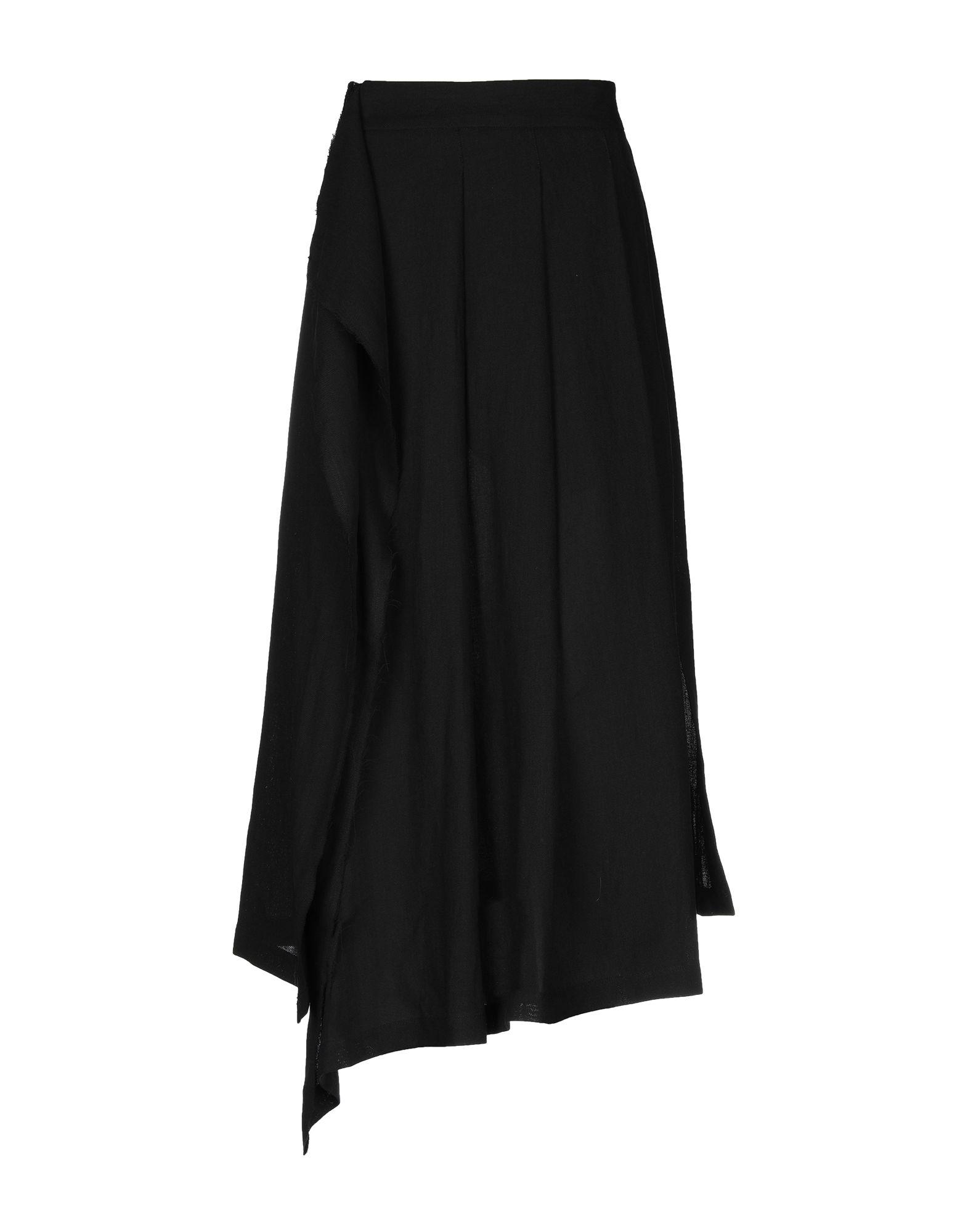 ISABEL BENENATO Юбка длиной 3/4 isabel benenato платье длиной 3 4