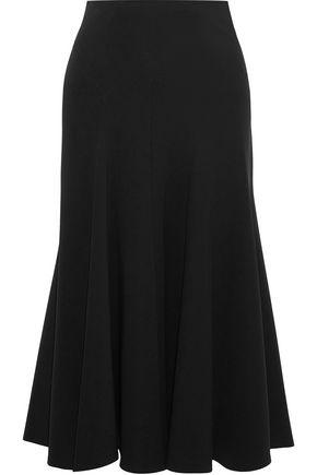 moore-pleated-cady-midi-skirt by derek-lam