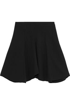 CHLOÉ Fluted crepe mini skirt