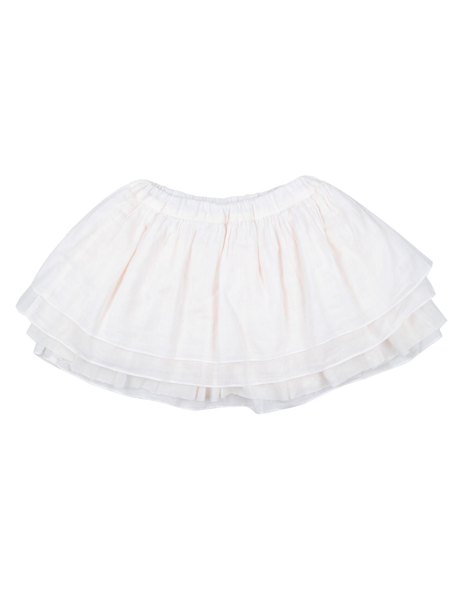 """Per Te"""" Kids' Skirts In Ivory"""