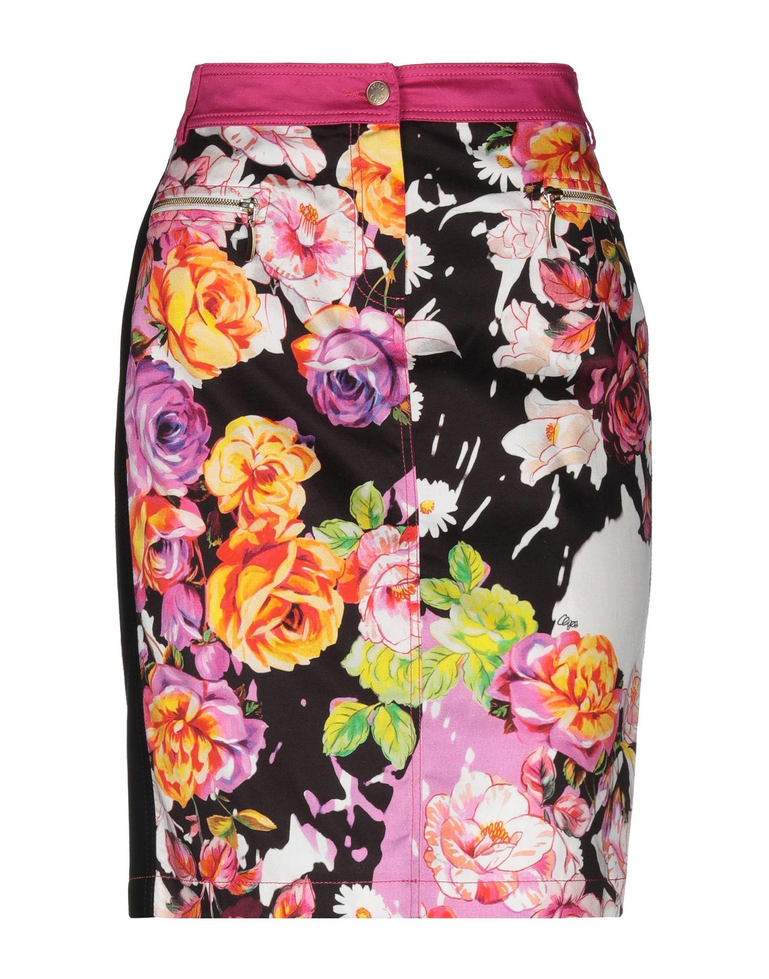 CLIPS MORE Юбка до колена clips more платье до колена