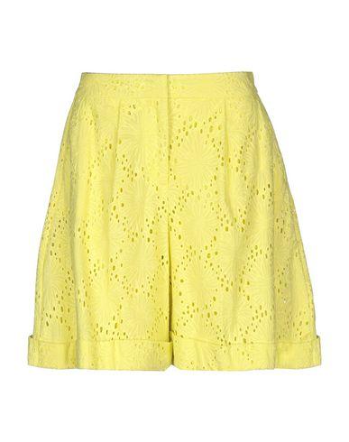 Купить Юбку до колена от BLUE LES COPAINS желтого цвета