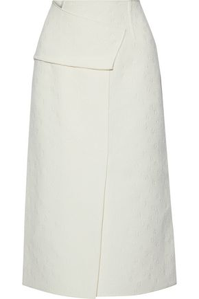 ROLAND MOURET Knee Length Skirt