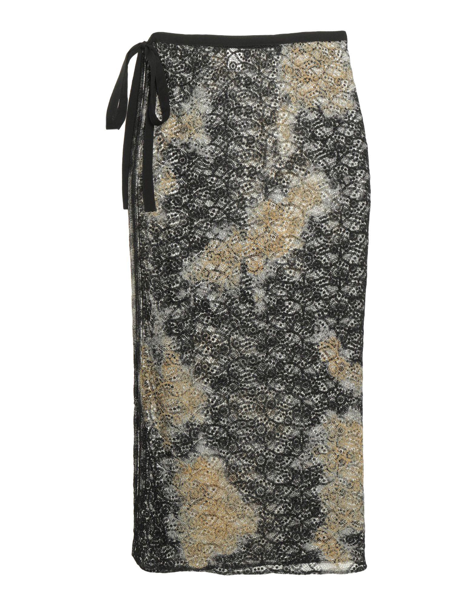 YOHJI YAMAMOTO Длинная юбка цена