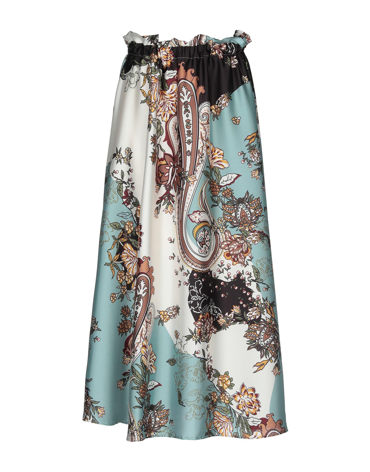 VICOLO Длинная юбка цена 2017
