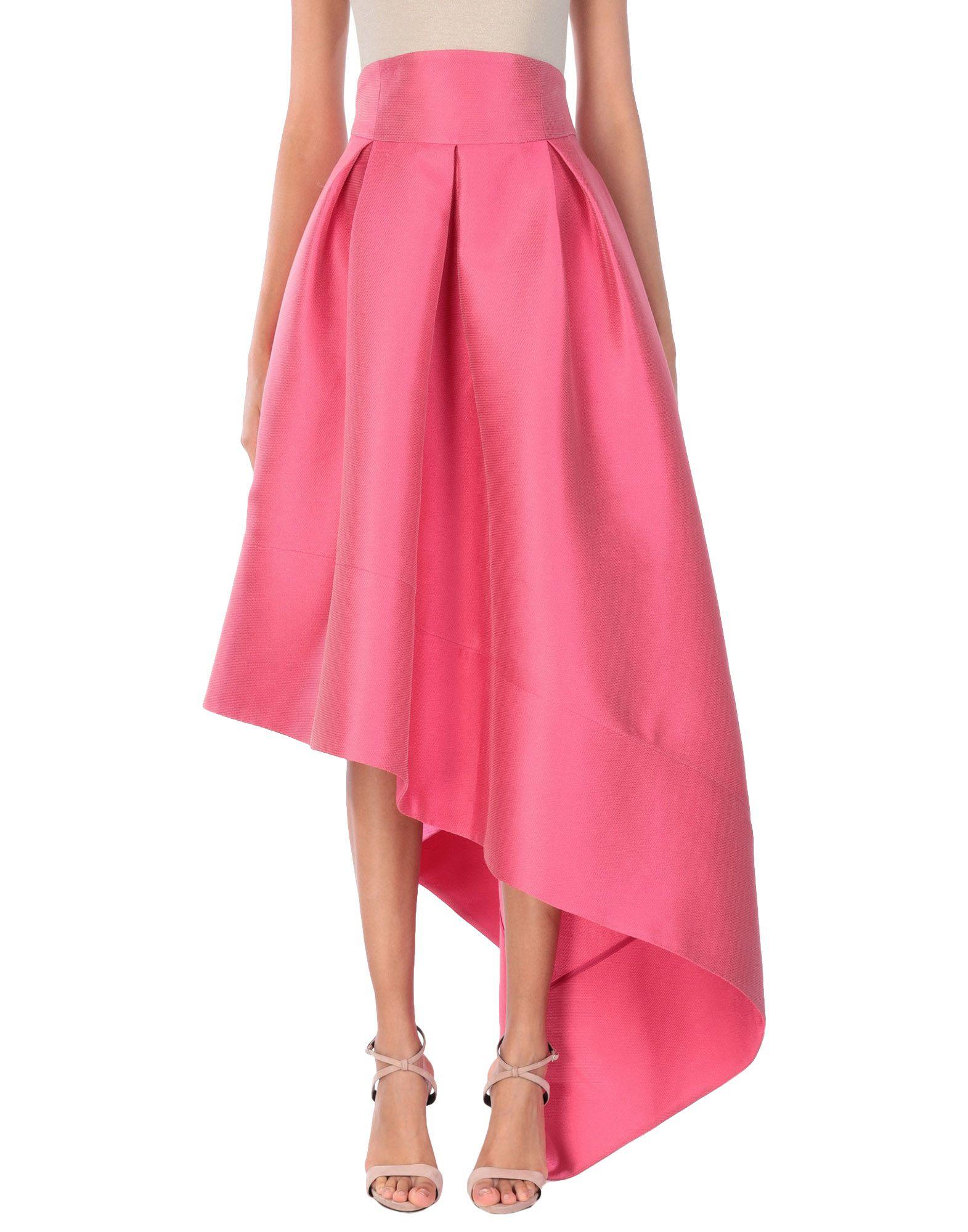 IO COUTURE Юбка длиной 3/4 padì couture юбка длиной 3 4