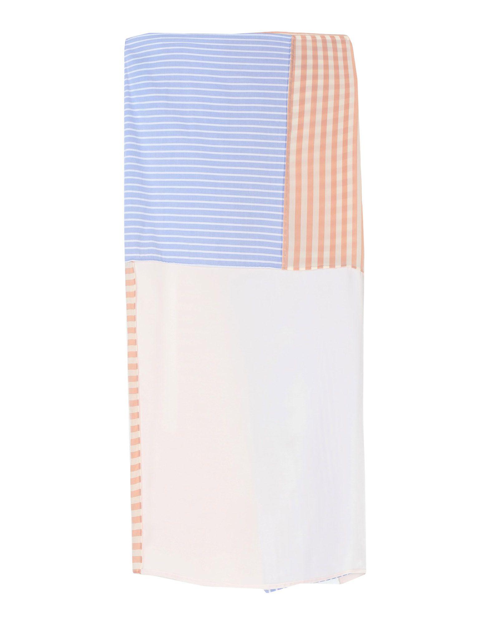 MM6 MAISON MARGIELA Длинная юбка цена