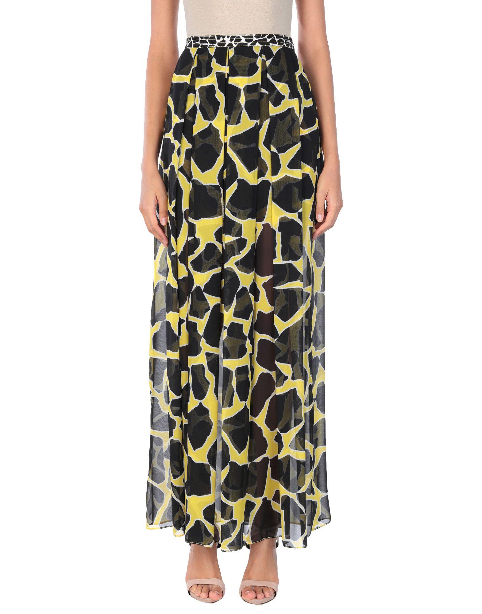 FONTANA COUTURE Длинная юбка fontana couture юбка длиной 3 4