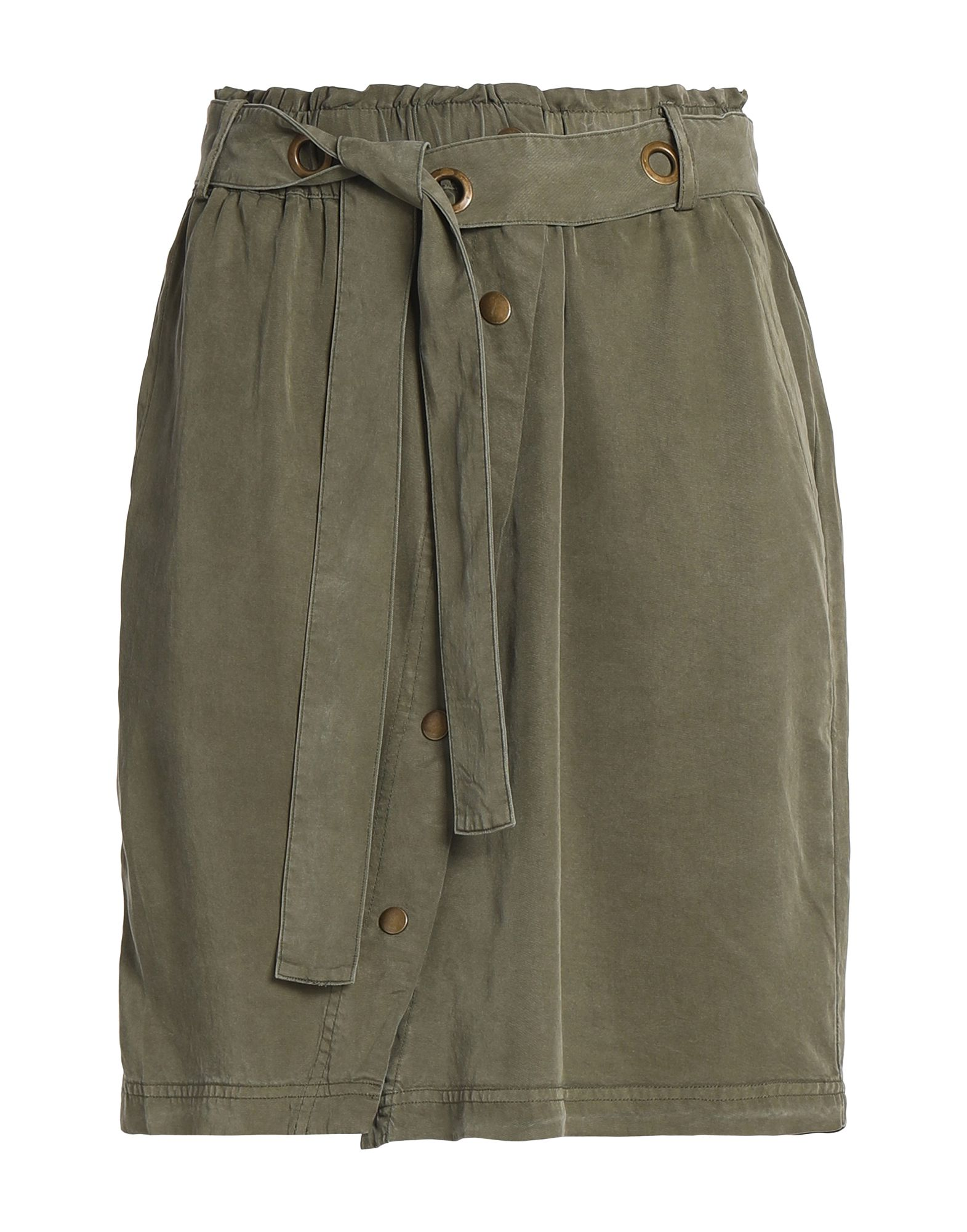 SPLENDID Мини-юбка splendid юбка sandwash в рубчик