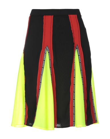 VERSUS VERSACE SKIRTS Knee length skirts Women