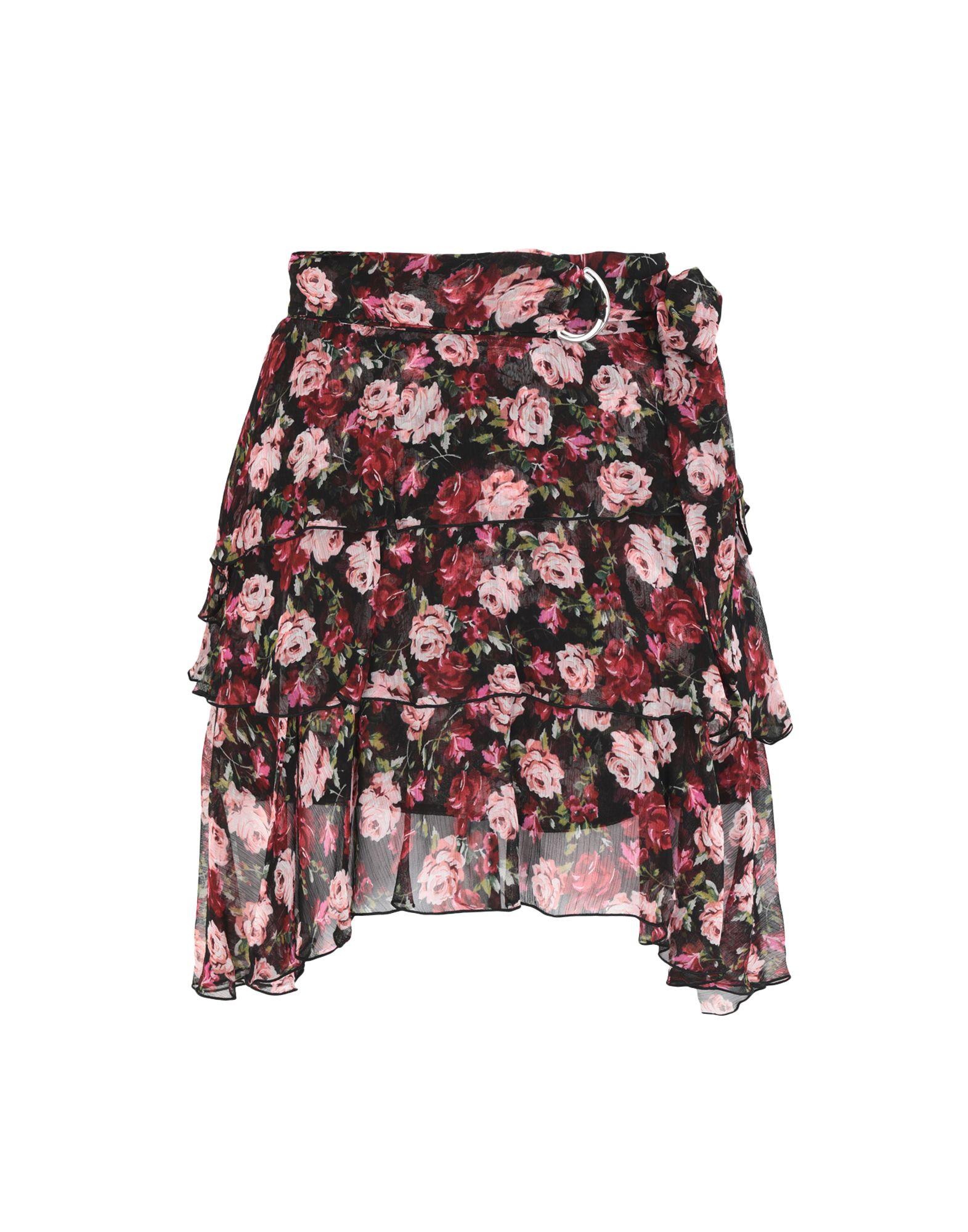 THE KOOPLES SPORT Мини-юбка sport dress katrus платья и сарафаны мини короткие