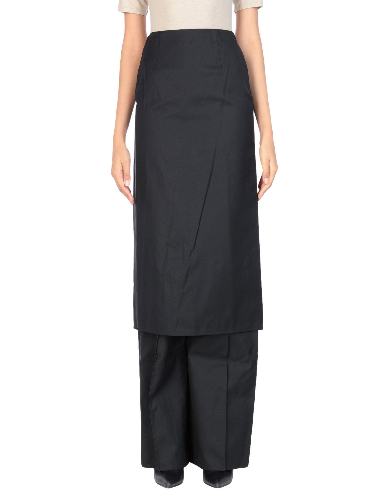 MAISON MARGIELA Длинная юбка maison margiela длинная юбка