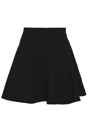 GANNI Cotton mini skirt