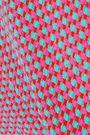 DIANE VON FURSTENBERG Jacquard-knit pencil skirt