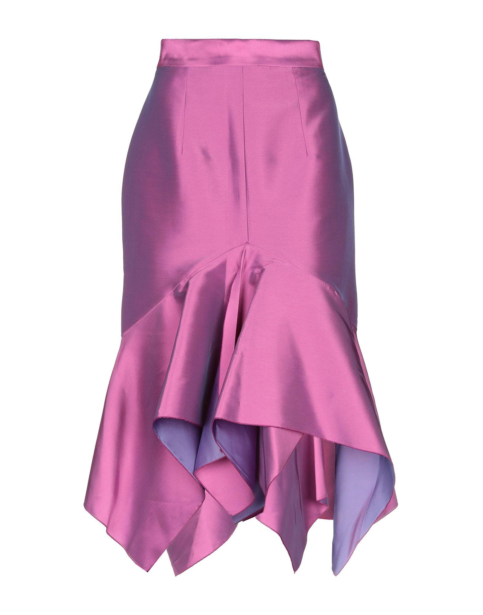 SARA RUIZ by MSA Юбка длиной 3/4 msa длинная юбка