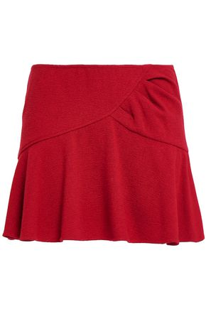BA&SH Woven mini skirt