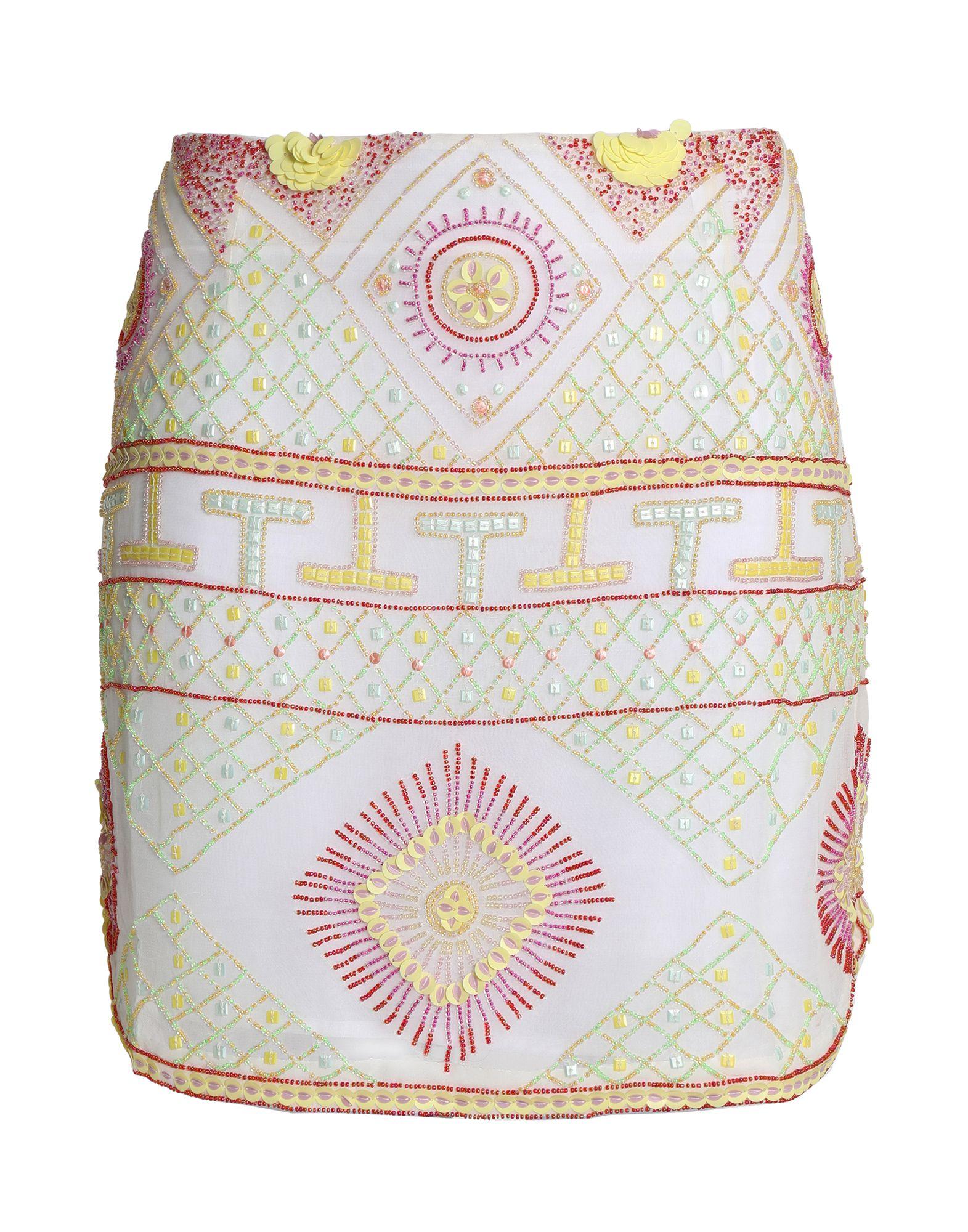 ANTIK BATIK Юбка до колена antik batik мини юбка