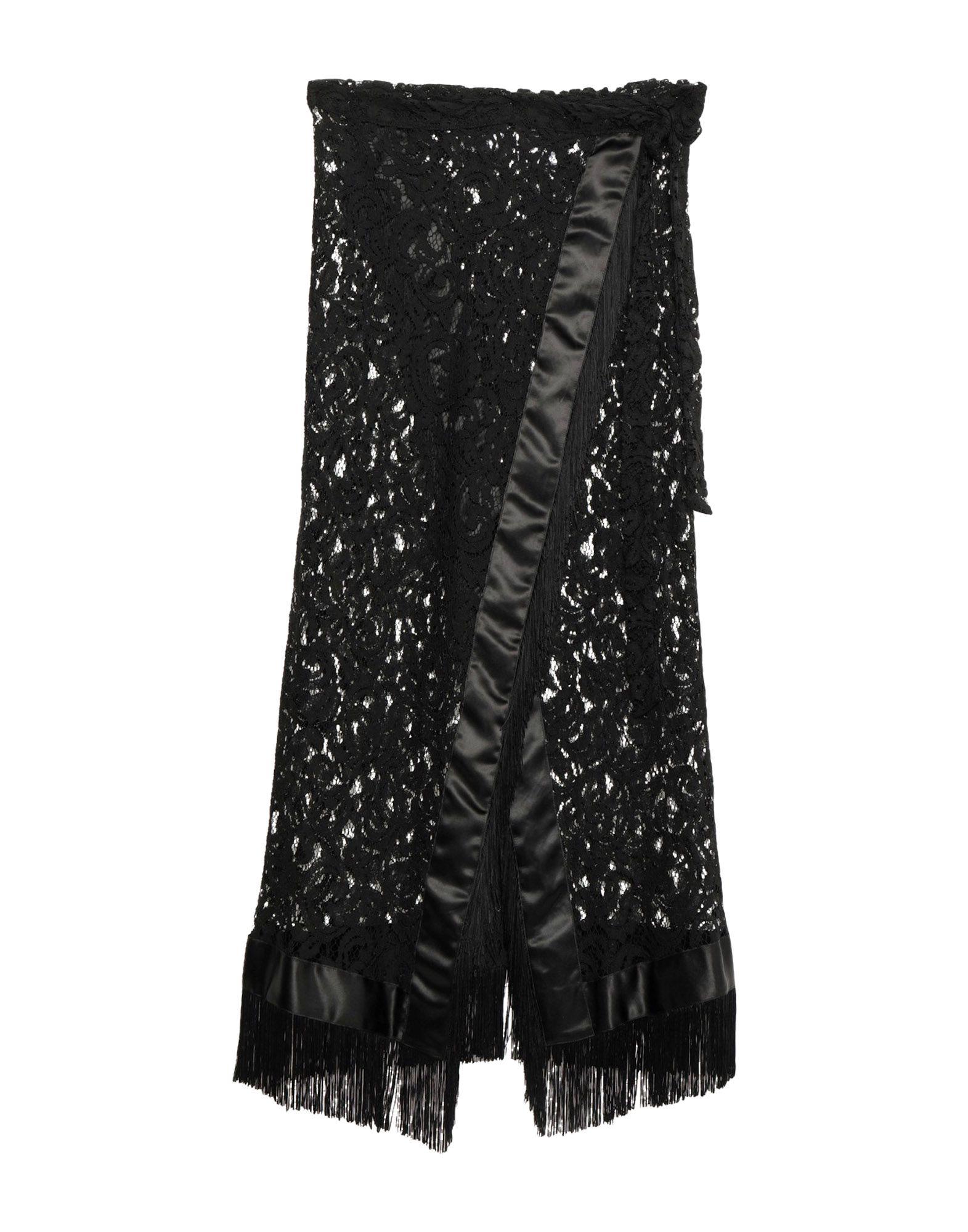 BRAND UNIQUE Длинная юбка brand unique юбка до колена