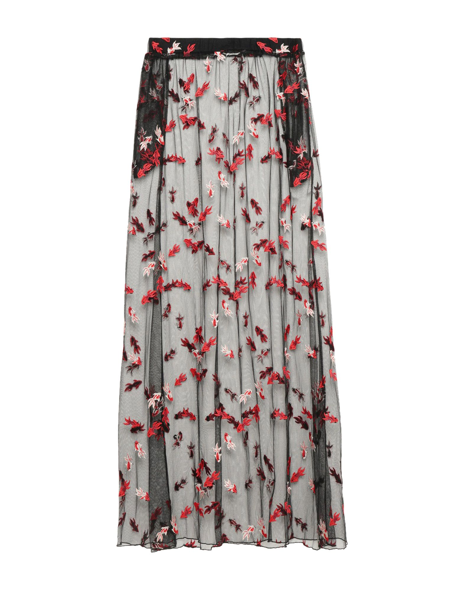 LUCILLE Длинная юбка недорго, оригинальная цена