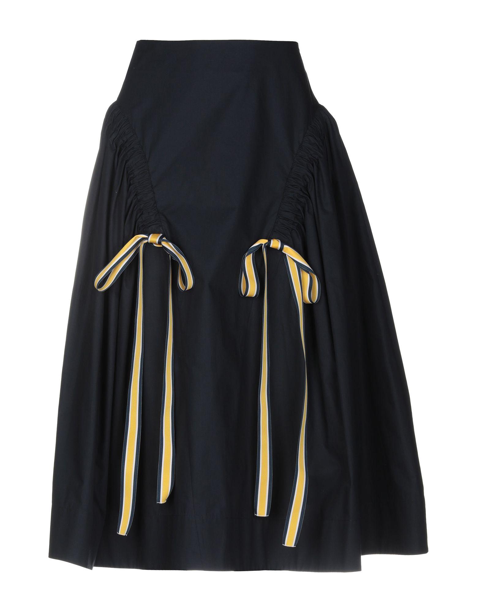 FENDI Юбка длиной 3/4 fendi мини юбка